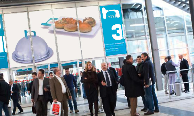 La industria española de equipamiento para horeca se da cita en Host 2013