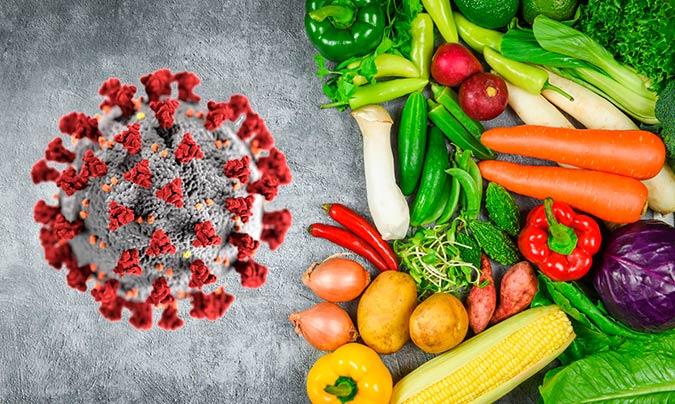 Aesan analiza las implicaciones del SARS-CoV-2 en la seguridad alimentaria