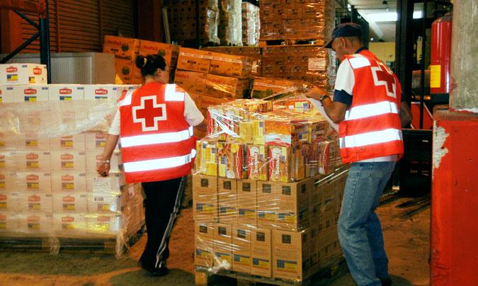 La distribución, como en campañas anteriores, se realizará a través de la Federación Española de Bancos de Alimentos (Fesbal) y Cruz Roja Española. ©www.huelvabuenasnoticias.com