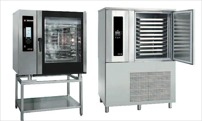 Abatidores de temperatura, un buen aliado para mantener la calidad en la comida
