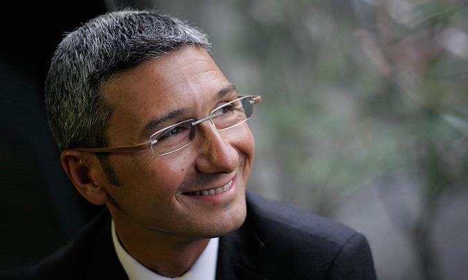 <b>Oscar Vela</b>, director general para España y Portugal de Áreas. ©Áreas