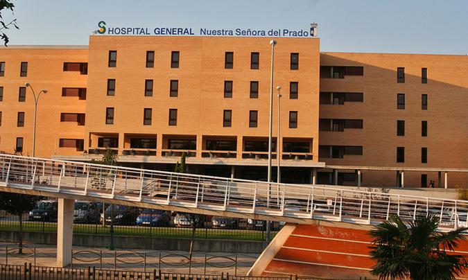 Hospital General Nuestra Señora del Prado de Talavera de la Reina (Toledo).