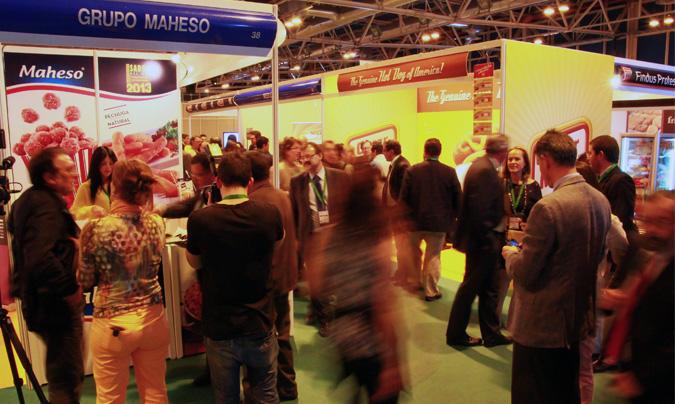 Imagen del salón Expo Foodservice 2013. ©Rest_colectiva.