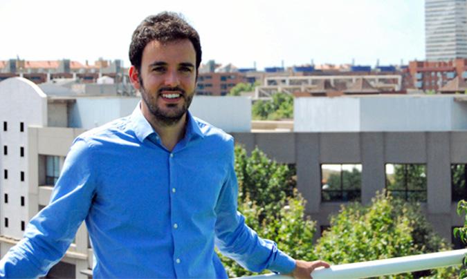 <b>Gustavo Barroeta</b>, gerente de holaBIO!