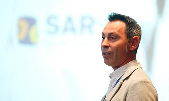 <b>Juan Antonio Alonso</b>, director de los Servicios Hosteleros de SARquavitae.