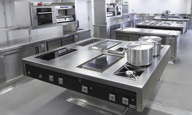 Los seis factores claves a tener en cuenta al equipar una cocina profesional
