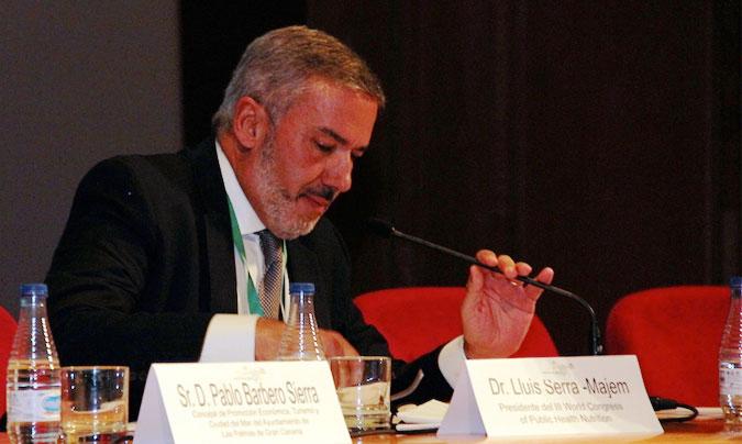 <b>Lluis Serra Majem</b>, presidente de Ifmed.