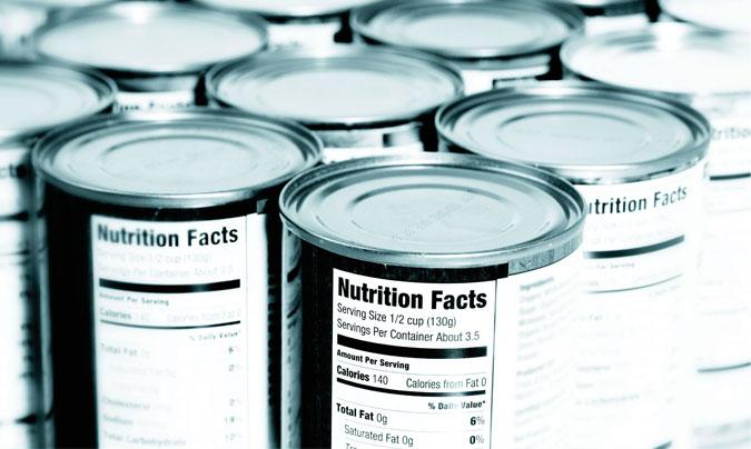 Diez cambios en el etiquetado a partir de la entrada en vigor del R1169/2011
