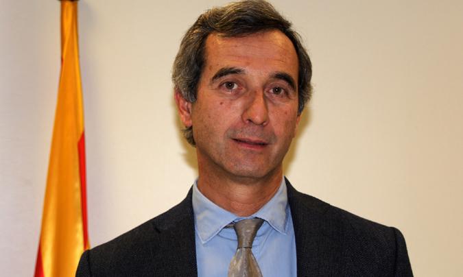 <b>Alfons Vilarrasa</b> es director de la </i>Agència Catalana de Seguretat Alimentària</i> desde el año 2012. © Rest_colectiva.