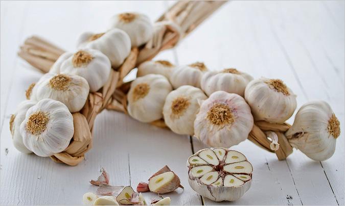 Ajos de Las Pedroñeras. ©Jesús Cerezo Arillo.