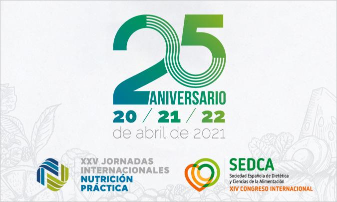 Todo a punto para la celebración virtual de las 'Jornadas internacionales de nutrición práctica'