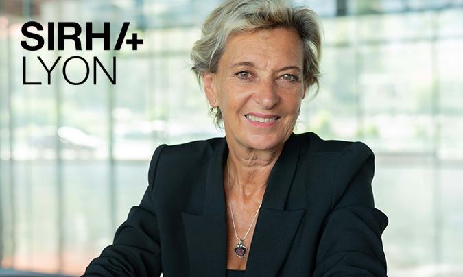 Marie-Odile Fondeur, directora del certamen. ©Sirha.