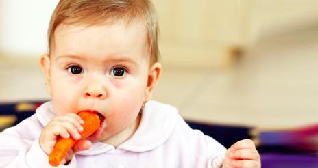 El 95% de los niños entre 0 y 3 años ingiere más proteínas de las recomendadas