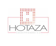 Uno de los servicios de comedor de Hotaza, de los mejor valorados de Madrid