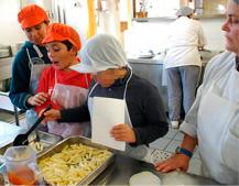 Comedores escolares de Vacarisses, un proyecto que va mucho más allá