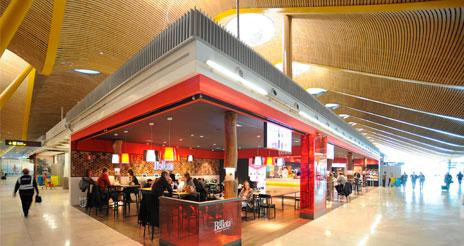 Madrid - Barajas será el aeropuerto con la mejor oferta gastronómica del mundo
