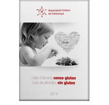 Associació Celíacs de Catalunya publica su nueva Lista de alimentos sin gluten