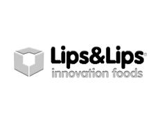 Lips&Lips presentó en Alimentaria sus aperitivos sanos de última generación