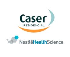 Caser Residencial y Nestlé Health Science, juntos por la nutrición de los mayores