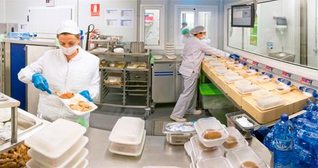 Hospital de Blanes, una nueva manera de entender y gestionar la restauración