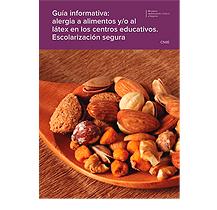 Guía de recomendaciones para una escolarización segura del alumnado alérgico