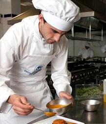 Cocina y nutrición para colectividades en la Escuela de Hostelería de Córdoba