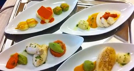 La residencia Orpea Sant Cugat sustituye la dieta 'triturada' por la 'texturizada'