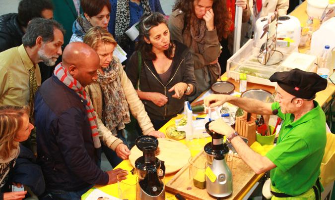 La feria BioCultura de Barcelona cierra con 700 expositores y 70.000 visitantes