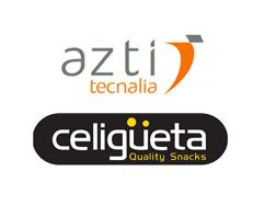 Azti formula para la empresa Celigüeta unos 'Palitos de patata' con Omega 3 y 6