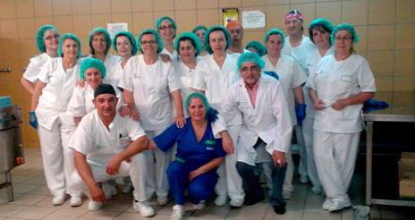 Mérida y Don Benito-Villanueva renuevan UNE-EN-ISO 9001:2008 y 22000:2005