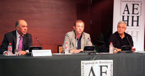 Todo a punto para el XVI Congreso nacional de hostelería hospitalaria de Sevilla