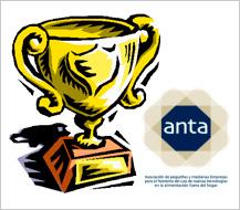 Anta hace pública la lista de galardonados con sus premios Innovanta y Excel 45