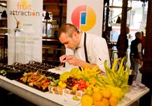 Sabores de vanguardia, el espacio gastronómico dentro de Fruit Attraction