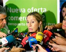 Aena presenta la remodelada zona comercial de la T2 de Barcelona – El Prat