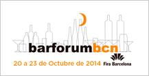 Barforum BCN se suma a la oferta de Hostelco y Fòrum Gastronòmic