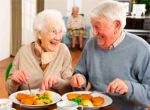 Las personas mayores aceptan de buen grado el consumo de nuevos alimentos
