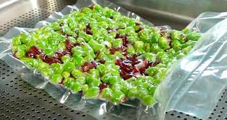 La cocina al vacío o sous-vide, seguridad alimentaria y calidad organoléptica