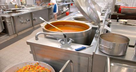 Cocina limpia y desinfectada: garantía y seguridad en procesos de elaboración