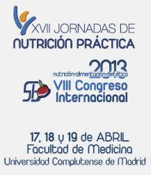 XVII Jornadas de nutrición práctica