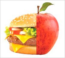 Diferenciarse de los demás a través de una oferta de alimentación saludable