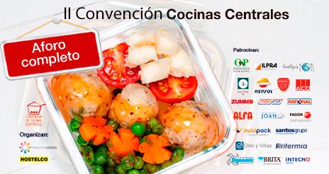 Superadas las previsiones de asistencia para la II Convención de Cocinas Centrales