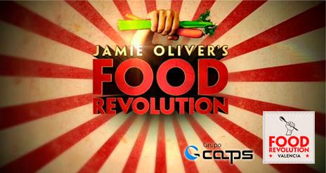La Food Revolution entra en los colegios de Valencia de la mano de Grupo Caps