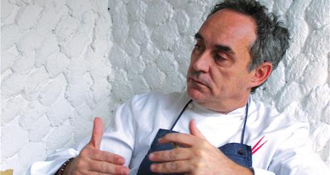 """""""La realidad en colectividades es que quien manda es la economía, no el cocinero"""""""