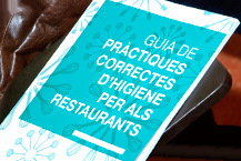 Publicada la versión en castellano de la guía de prácticas correctas de higiene en restauración