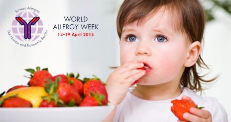 La Semana Mundial de las Alergias, nueva oportunidad para la concienciación