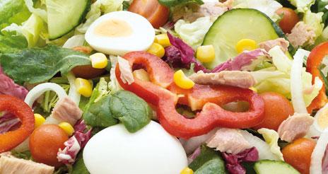 Consejos básicos para preparar verduras y hortalizas con garantías de salubridad
