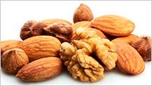 Dieta Mediterránea con frutos secos para contrarrestar el deterioro cognitivo