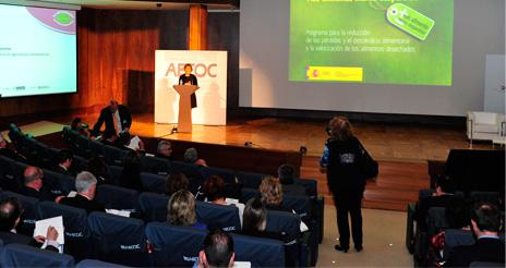 Aecoc organiza en Madrid un encuentro contra el desperdicio alimentario