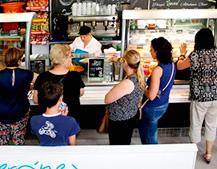 La cafetería del Hospital de Elda ofrece menús sin gluten para personas celíacas