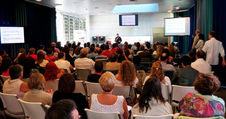 Alícia acoge a cien profesionales para debatir sobre comedores escolares